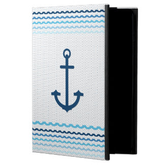 Anchor Yacht Boat Nautical Marine Sail  Car Mats iPad Air Covers