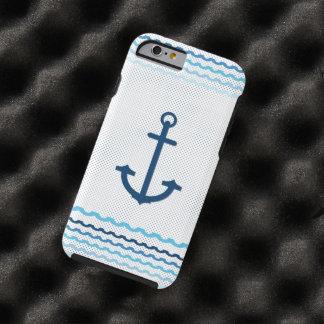 Anchor Yacht Boat Nautical Marine Sail Tough iPhone 6 Case
