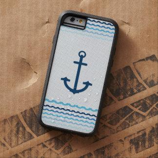 Anchor Yacht Boat Nautical Marine Sail Tough Xtreme iPhone 6 Case