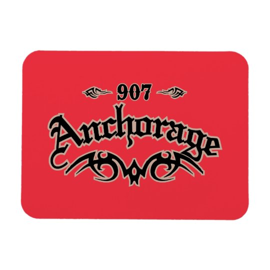 Anchorage 907 magnet