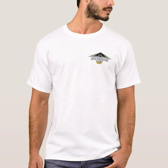 Anchorage Alaska - Airport Runway T-Shirt