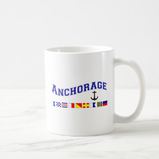 Anchorage, Alaska Coffee Mug