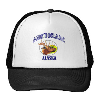 Anchorage Alaska Gorros Bordados