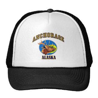 Anchorage Alaska Gorro De Camionero