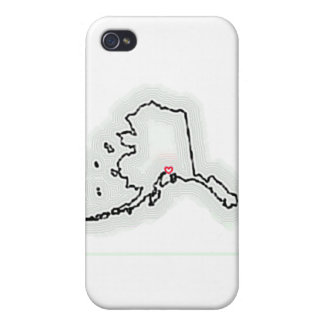 Anchorage Alaska Keepsake! iPhone 4 Case
