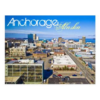 Anchorage, Alaska, los E.E.U.U. Tarjetas Postales