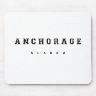 Anchorage Alaska Mouse Pad