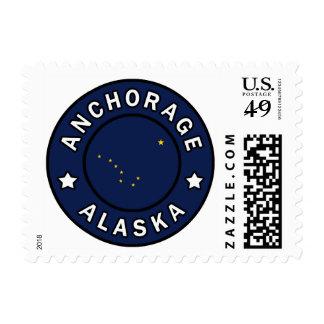 Anchorage Alaska Postage