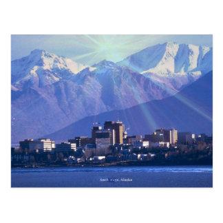 Anchorage Alaska Post Cards