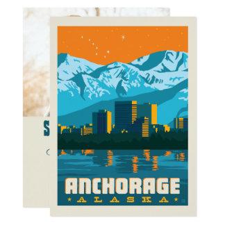 Anchorage, Alaska | Save the Date - Photo Card