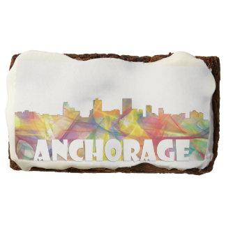 ANCHORAGE, ALASKA SKYLINE MCLR2 - Brownies