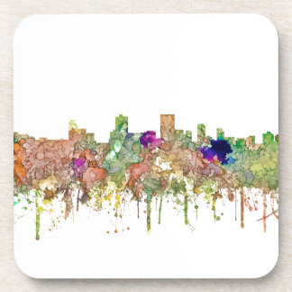 Anchorage Alaska Skyline SG-Faded Glory Coaster