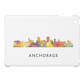 ANCHORAGE, ALASKA SKYLINE WB1 - iPad MINI CASES