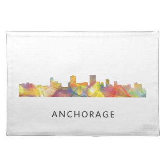 ANCHORAGE, ALASKA SKYLINE WB1 - PLACEMAT