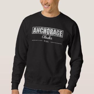 Anchorage Alaska Sudadera Con Capucha
