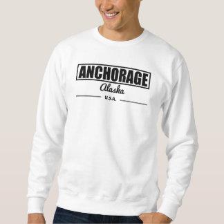Anchorage Alaska Suéter