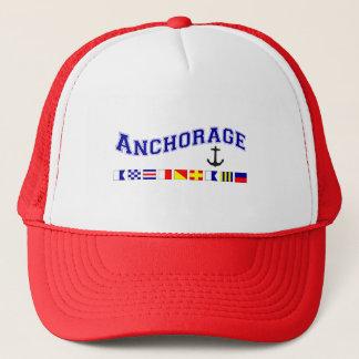 Anchorage, Alaska Trucker Hat