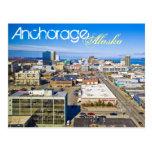 Anchorage, Alaska, U.S.A. Post Card