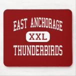 Anchorage del este - Thunderbirds - alta - Anchora Alfombrillas De Ratón