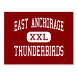 Anchorage del este - Thunderbirds - alta - Anchora Postal
