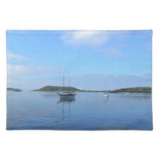 Anchorage In The Scillies Cloth Placemat
