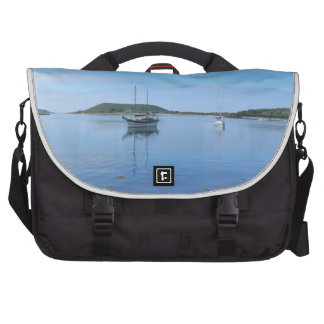 Anchorage In The Scillies Laptop Messenger Bag