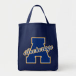 Anchorage Letter Canvas Bags