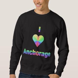 Anchorage -- Pasteles Suéter
