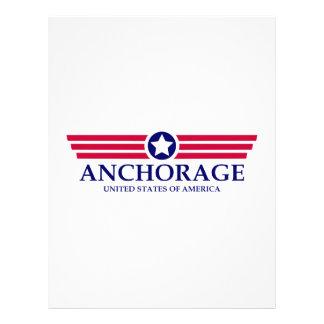 Anchorage Pride Letterhead