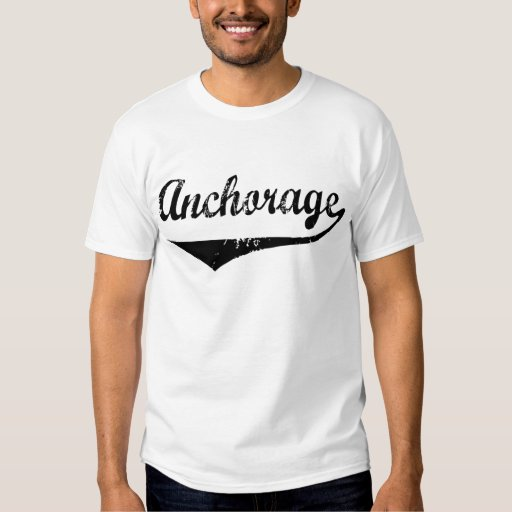 Anchorage Remera