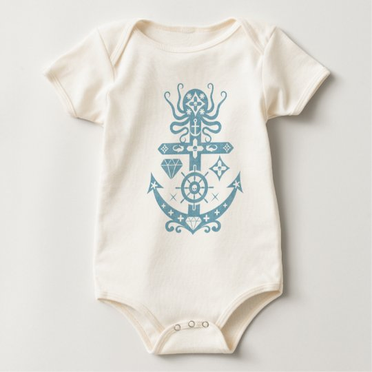 Anchored Baby Bodysuit