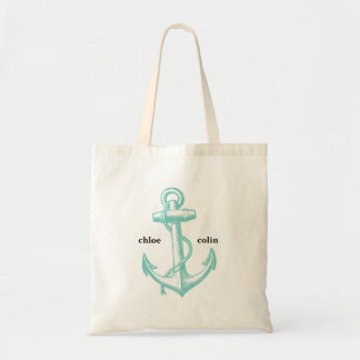 Anchored By Love - Welcome Wedding Tote Bag
