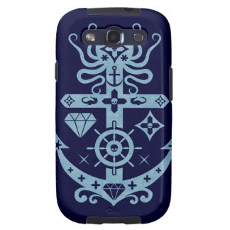 Anchored Galaxy S3 Cases