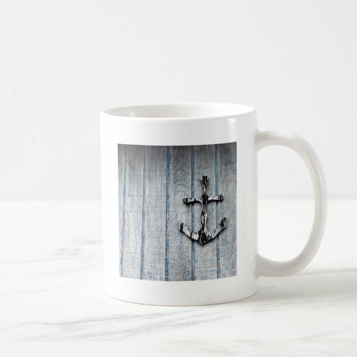 Anchored Coffee Mug