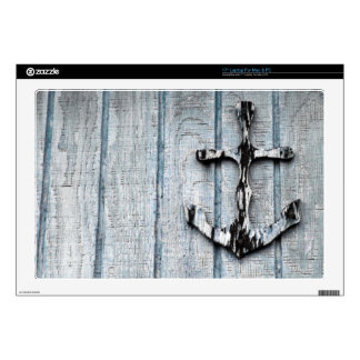 """Anchored Decal For 17"""" Laptop"""