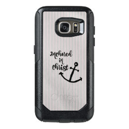 Anchored in Christ OtterBox Samsung Galaxy S7 Case