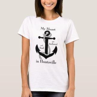 Anchored in Huntsville Alabama T-Shirt