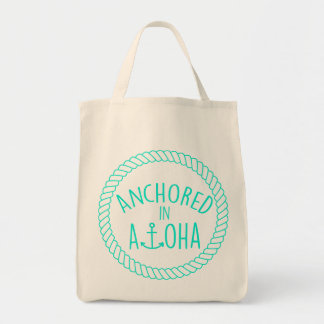 Anchored In Rope Bag