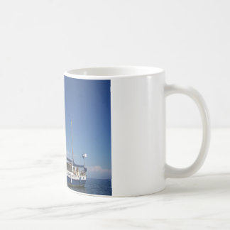Anchored In Southern Italy Coffee Mug
