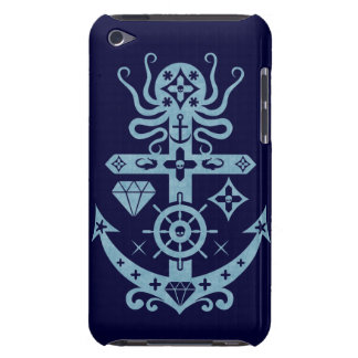 Anchored iPod Touch Case