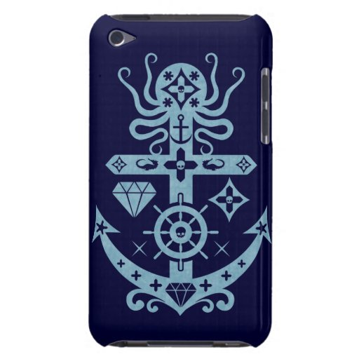 Anchored iPod Touch Case-Mate Case