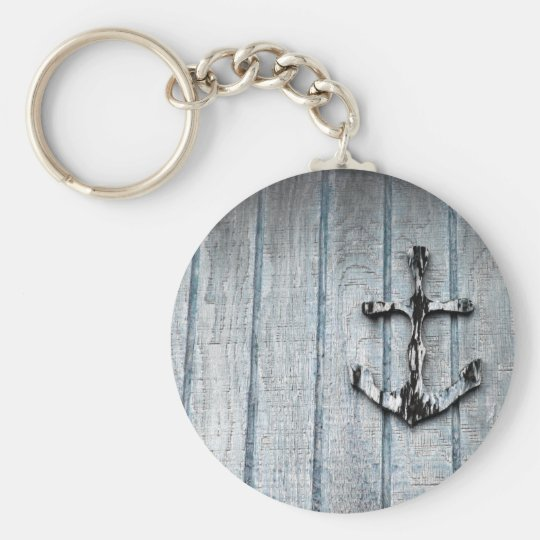 Anchored Keychain