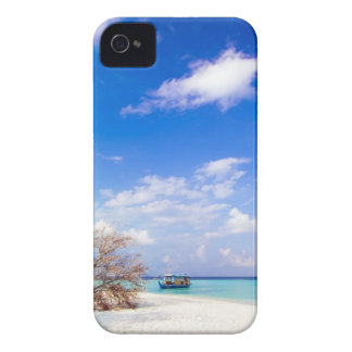 Anchored Offshore the Beach iPhone 4 Case-Mate Case