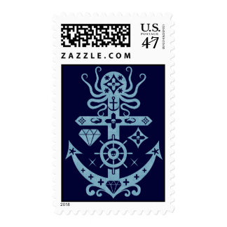 Anchored Postage
