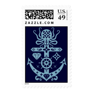 Anchored Stamp