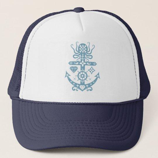 Anchored Trucker Hat