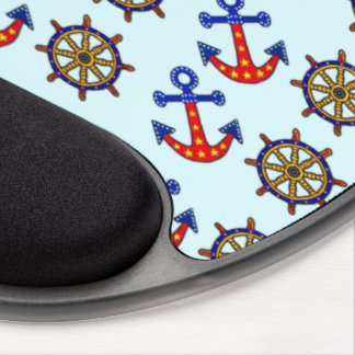 Anchors Away Gel Mouse Pad