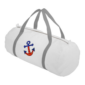 Anchors Away Gym Duffle Bag