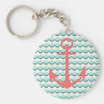 Anchors Away Keychain