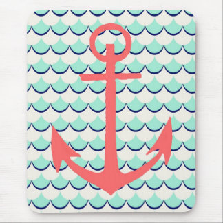 Anchors Away Mouse Pad